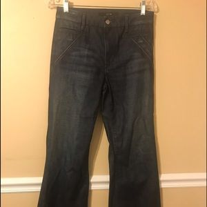 Joes jeans Womens Slim Boot Cut Size 28 Inseam 34""